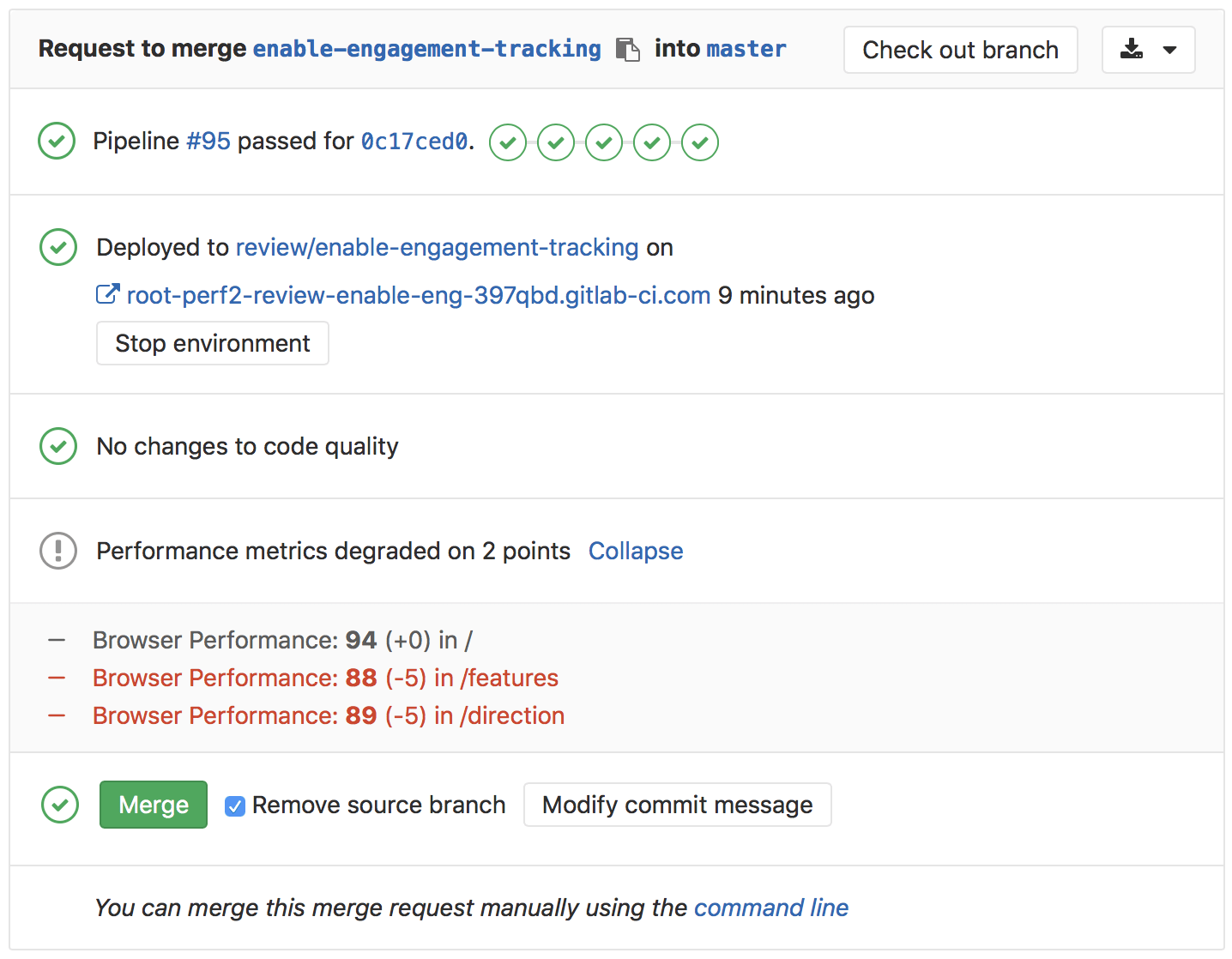 GitLab 10.3 released with Static Application Security Testing and Browser Performance Testing ...