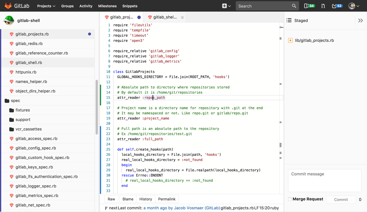 Web IDE Editor (Beta)
