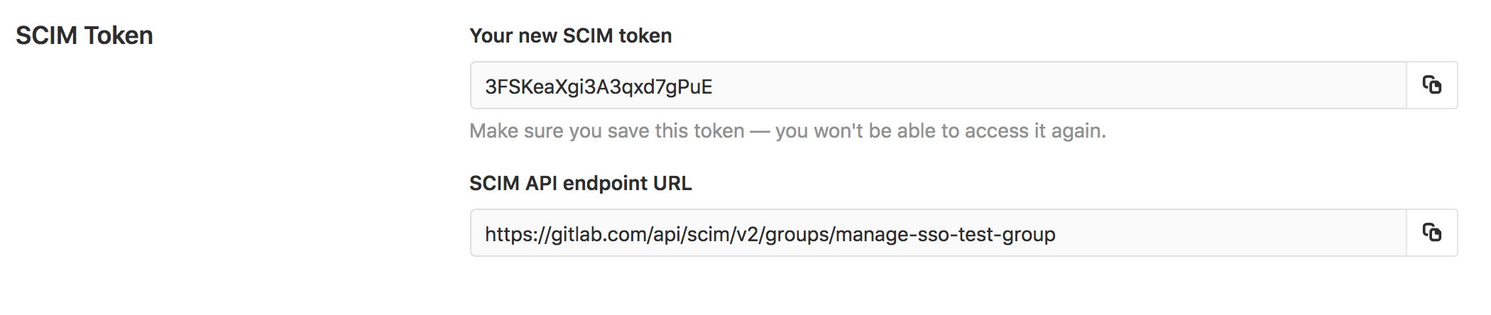 Automatically manage group members on GitLab.com using SCIM