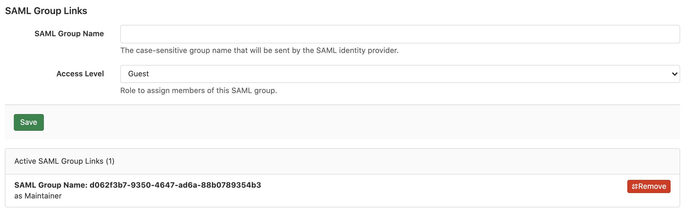 SAML Group Sync for GitLab.com