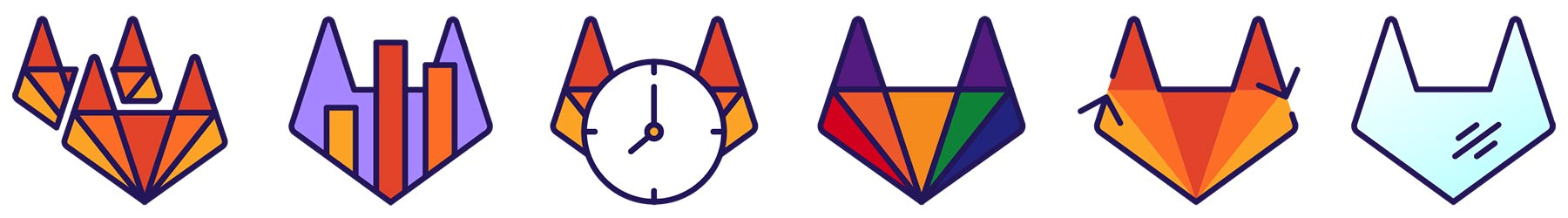 GitLab values illustration