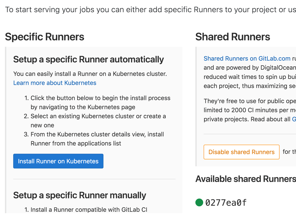 Gitlab runners png
