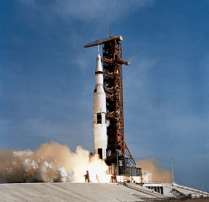 The Apollo 11 launch framework