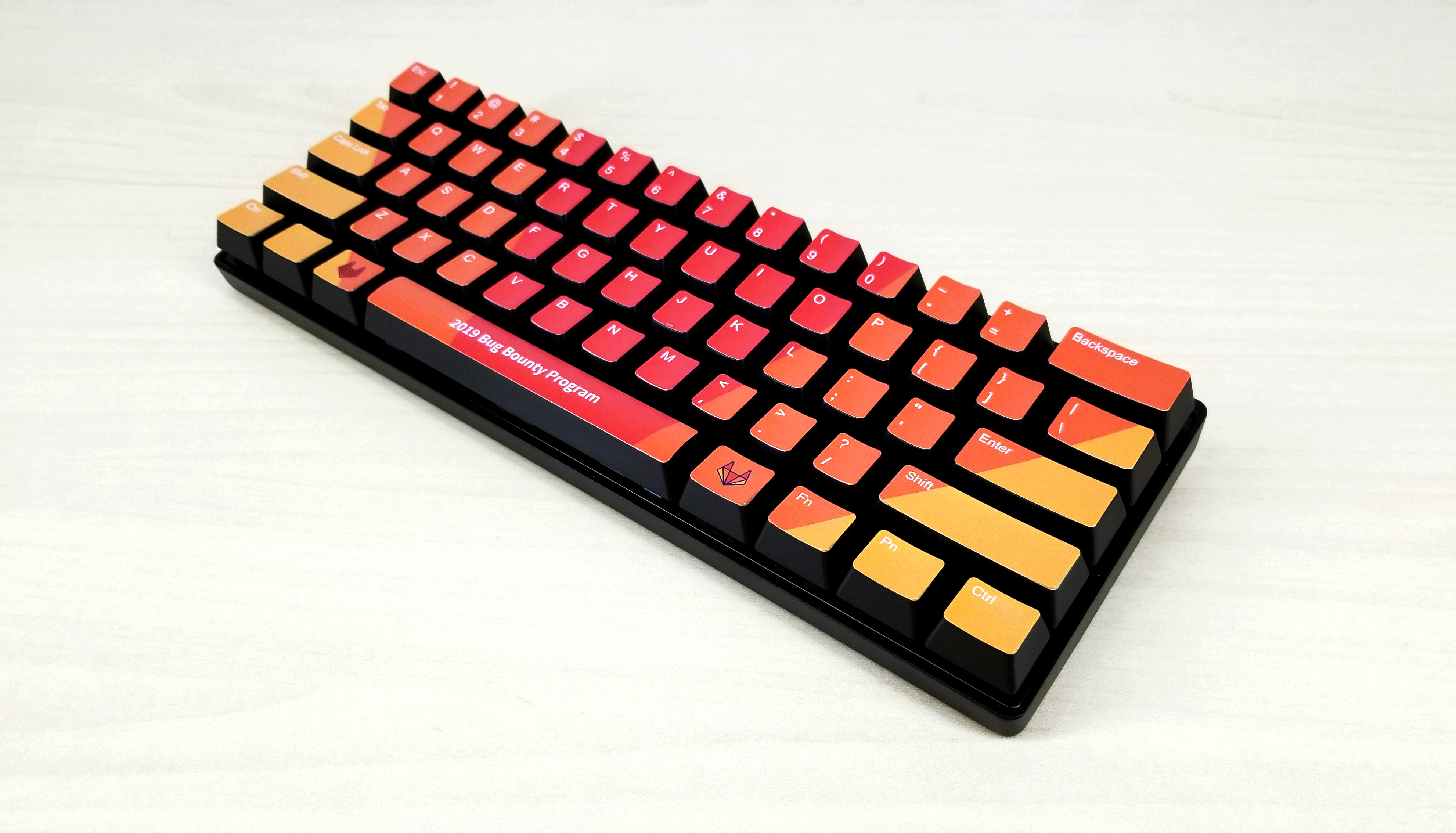 custom GitLab Mechanical Keyboard, picture 1