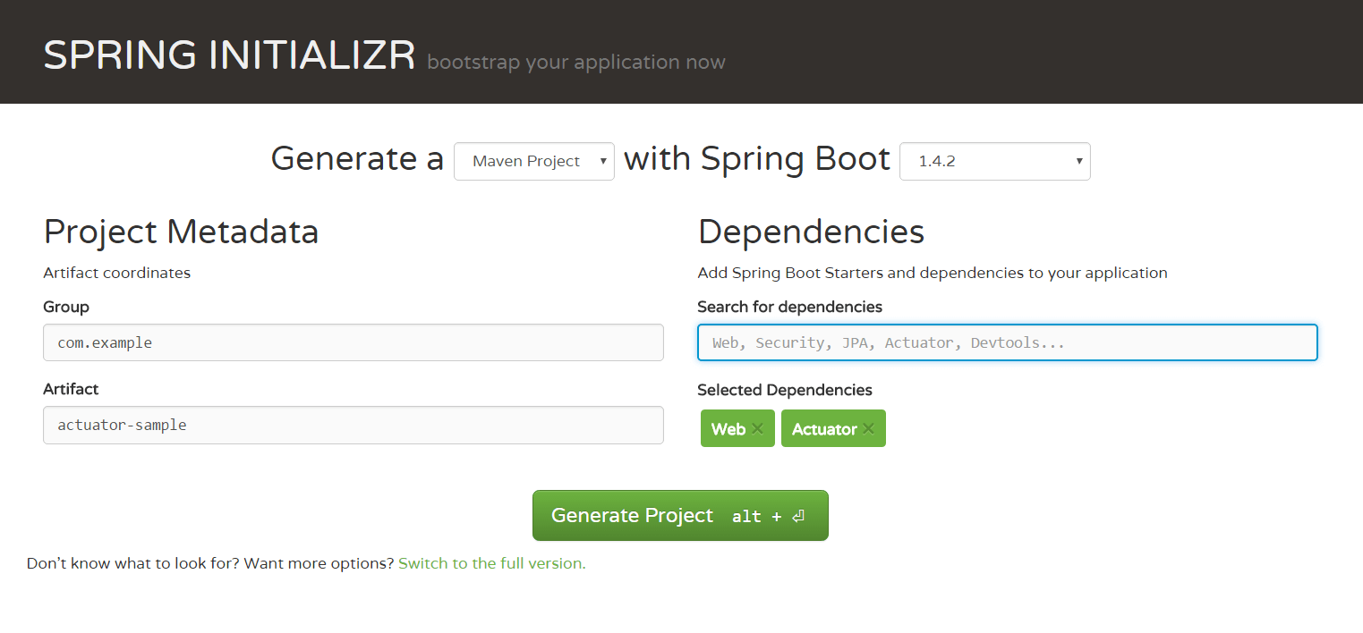 Continuous delivery of a Spring Boot application with GitLab