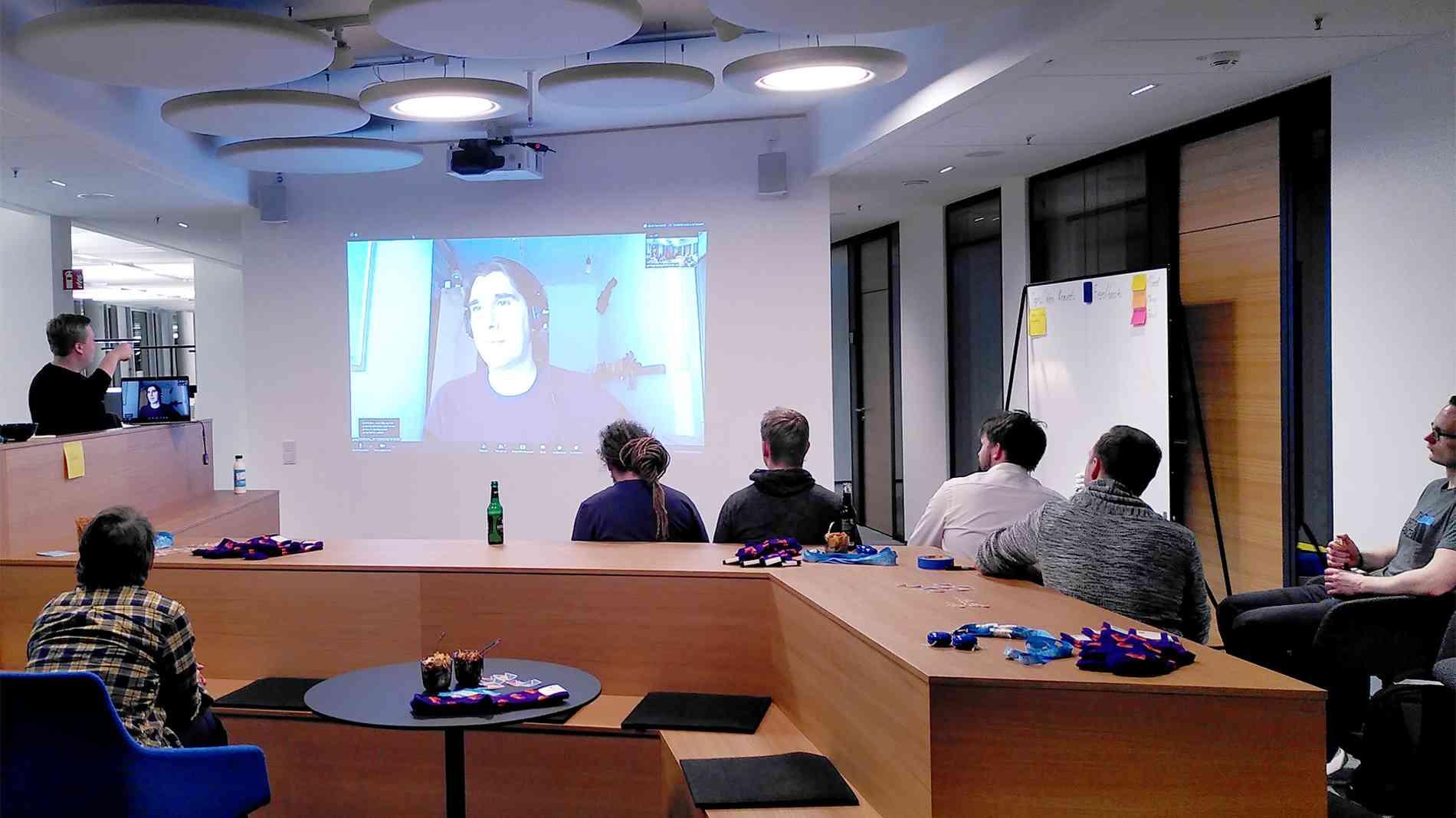 GitLab Hamburg Meetup