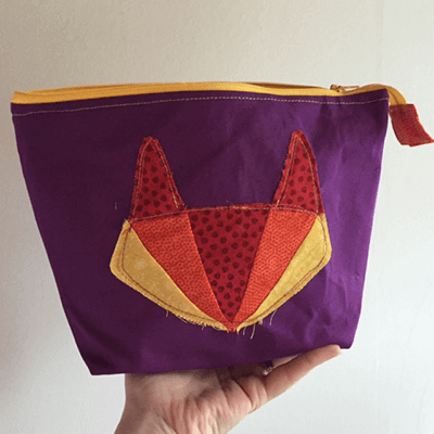 GitLab bag by A Million Paper Stars