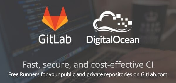 GitLab + DigitalOcean