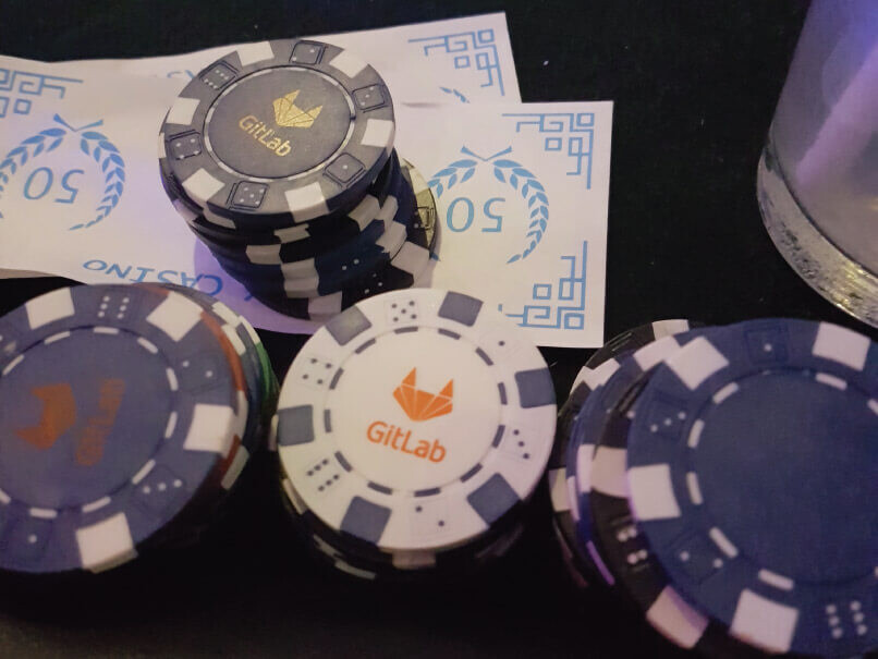 Casino Night - Poker Chips