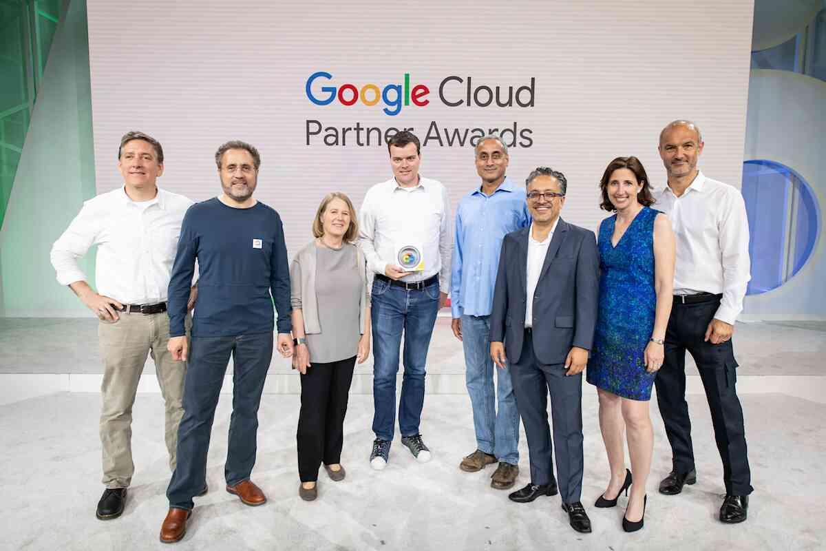 Sid Sijbrandij and Google execs