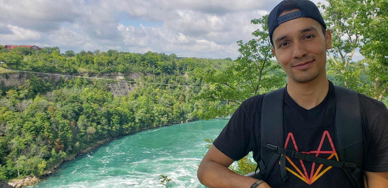 GitLab security engineer Jayson Salazar