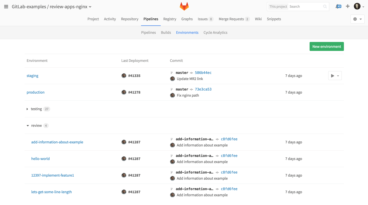 Introducing Review Apps | GitLab