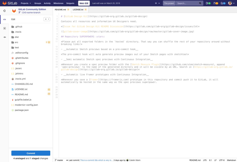 Meet the GitLab Web IDE | GitLab