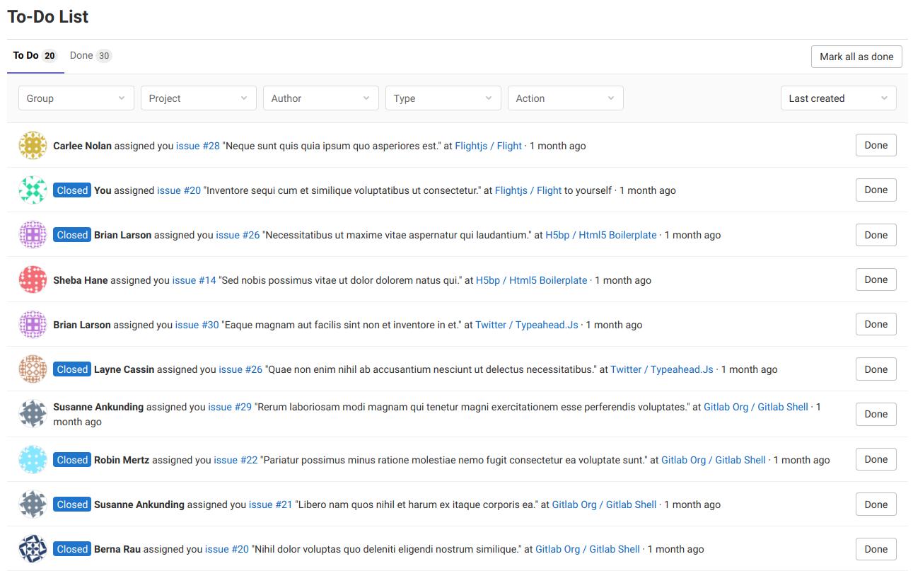 Features   GitLab