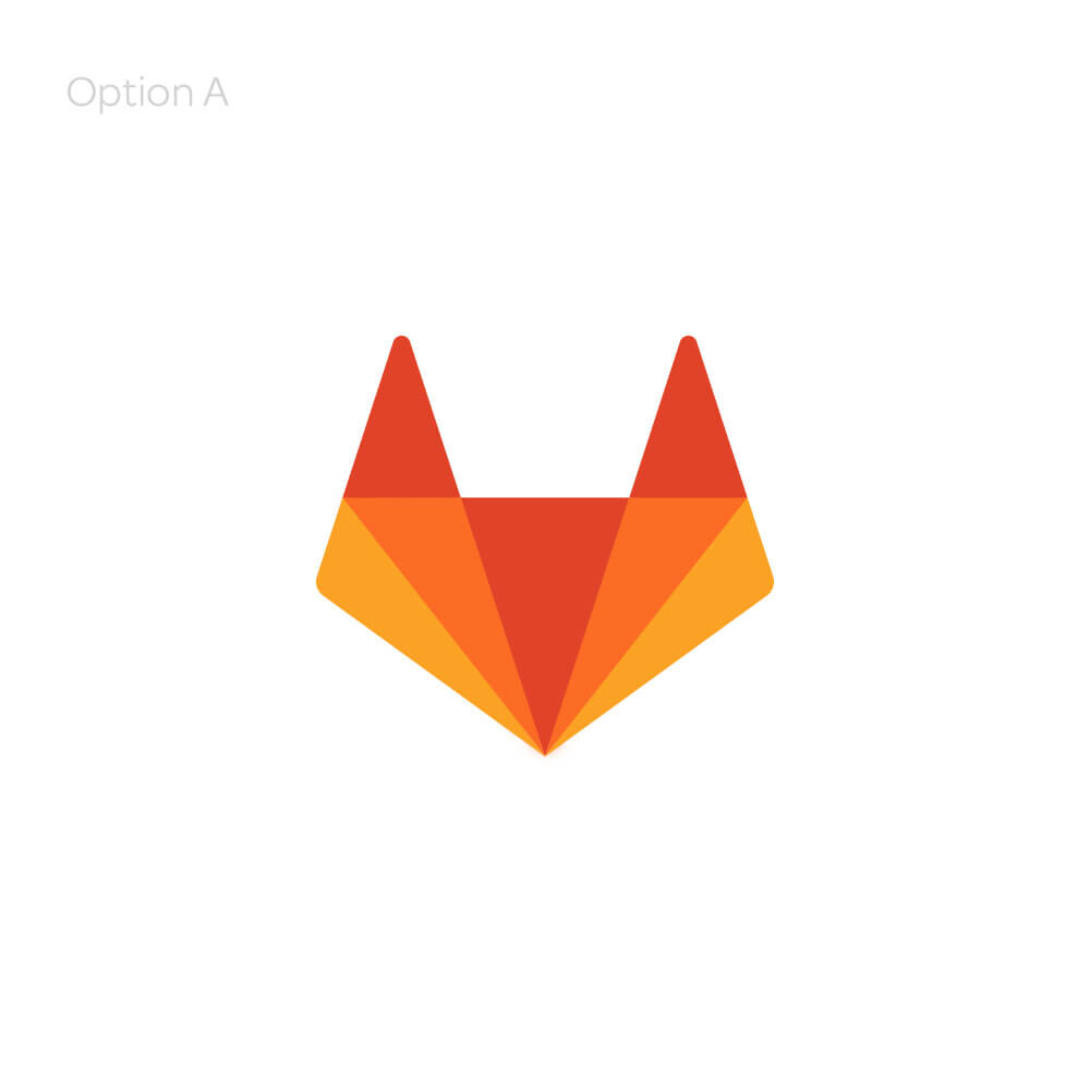 new GitLab Logo option A