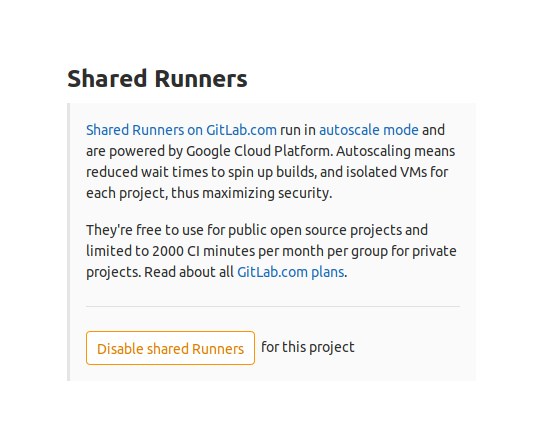 Websites for your GitLab projects, user account or group