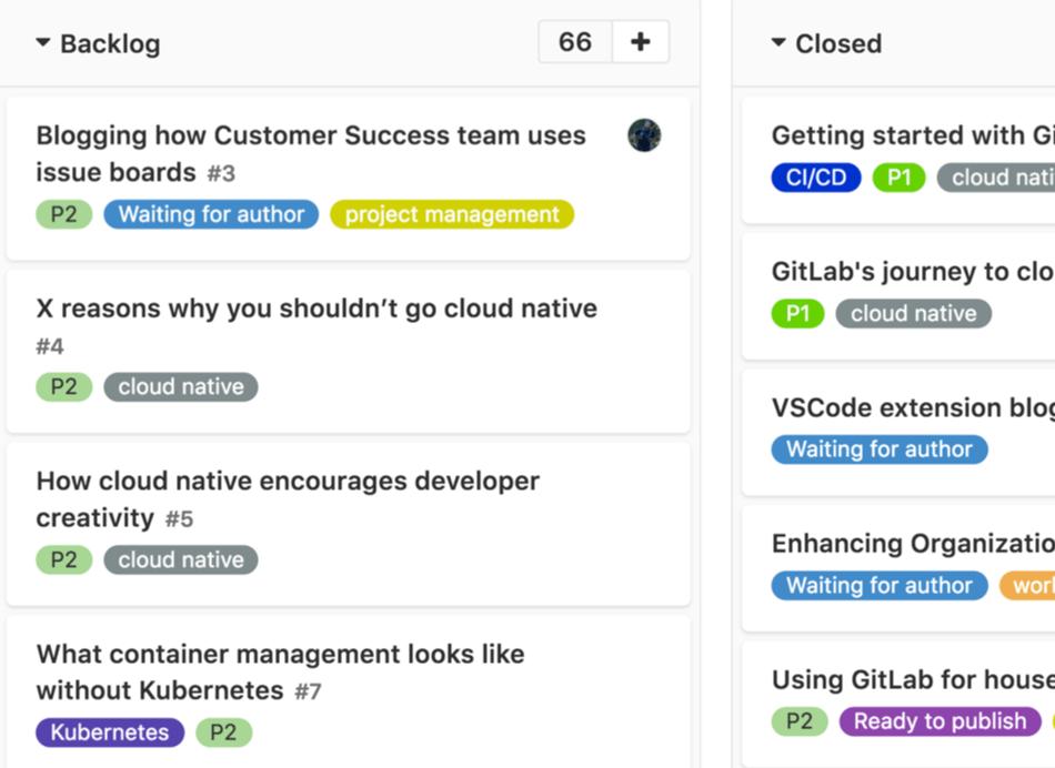 Gitlab stage image