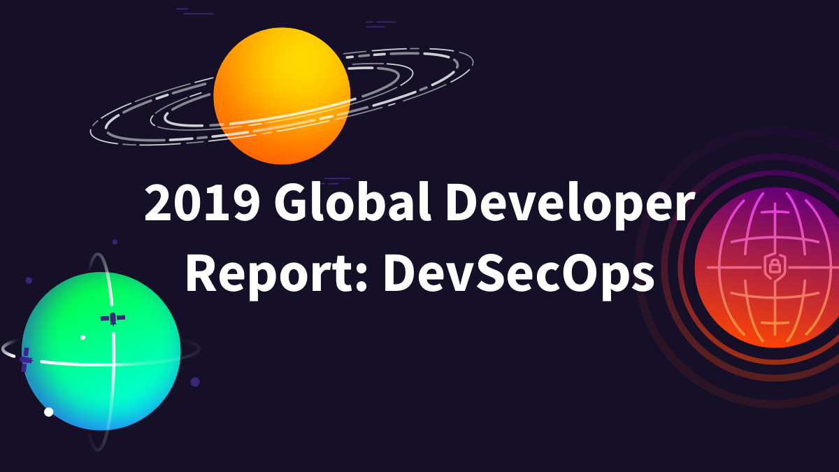 GitLab 2019 Global Developer Report